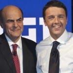 Pierluigi Bersani vs Matteo Renzi