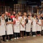 MasterChef 2 - i 18 concorrenti
