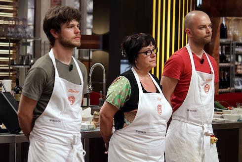 MasterChef 2 - I tre peggiori del primo Invention Test