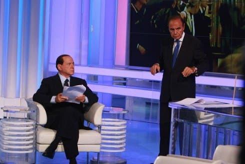 Silvio berlusconi domani a porta a porta - Porta a porta ospiti stasera ...