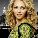 The Carrie Diaries su Mya