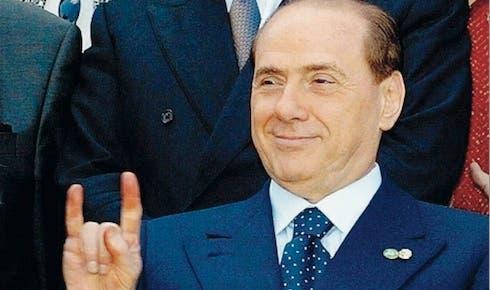 Silvio Berlusconi ospite a Servizio Pubblico