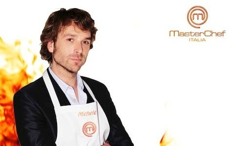 Michele Bendini - MasterChef 2