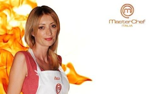 Paola Galloni - MasterChef 2