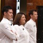 Masterchef 2: i finalisti Andrea, Maurizio e Tiziana