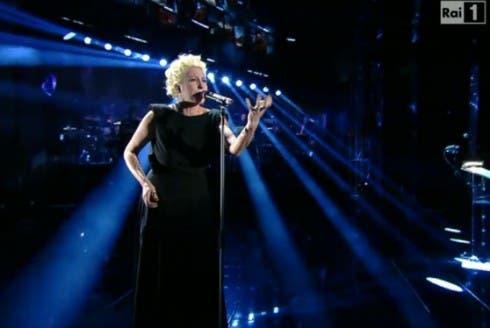 Malika Ayane a Sanremo 2013