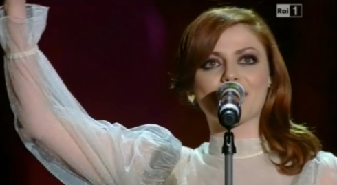 Sanremo 2013 - Annalisa