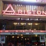 Sanremo 2013 - Ingresso Teatro Ariston
