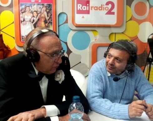 Sanremo 2013 - Piero Chiambretti - Pippo Baudo