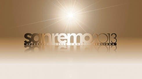 Sanremo 2013 - il logo