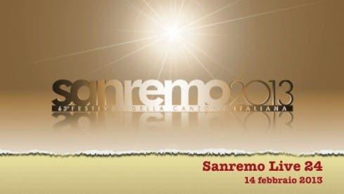 Sanremo Live 24 - 14 Febbraio 2013