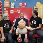 Silvio Berlusconi - Un giorno da pecora