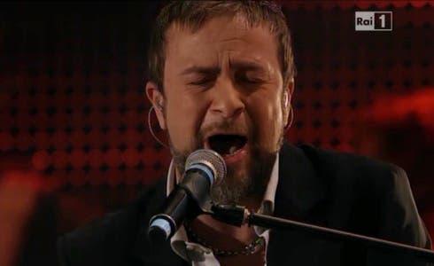 Marco Masini - Canzonissima 2013