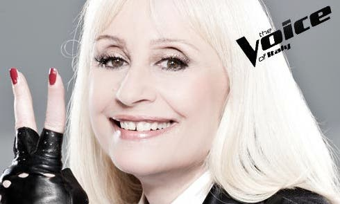 Raffaella Carrà - The Voice of Italy
