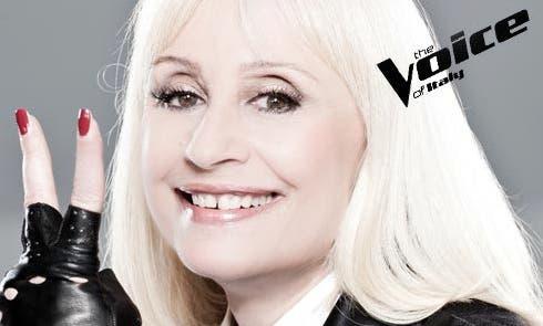 Raffaella Carrà - The Voice of Italy