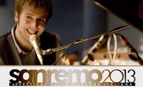 Raphael Gualazzi - Festival di Sanremo 2013