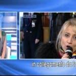 Sanremo 2013-Luciana Littizzetto a La vita in diretta