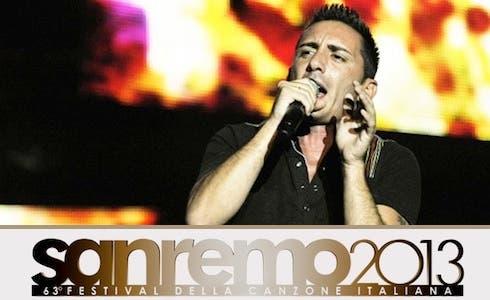 Modà - Festival di Sanremo 2013