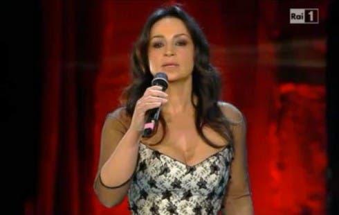 Sanremo 2013 - Maria Nazionale