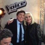 The Voice - Gianni Morandi e Mario Biondi possibili consulenti del talent
