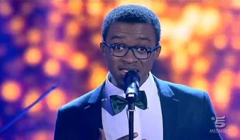 Daniel Adomako vince Italia's Got Talent 2013