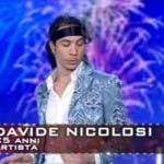 Italia's got talent - Davide Nicolosi