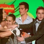 Katy Perry e Big Time Rush | Getty Images for KCA