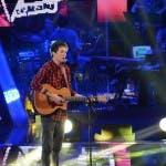 Mattia Lever a The Voice of Italy