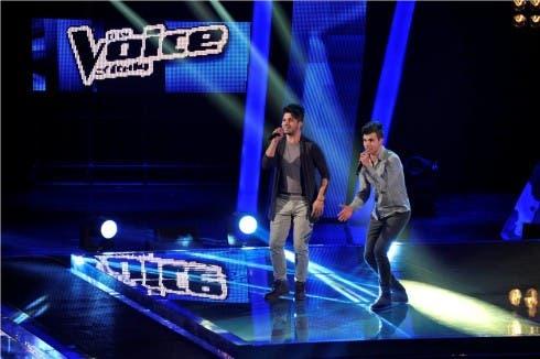 The Voice - Pasquale e Michele Tibello di Lucera FG
