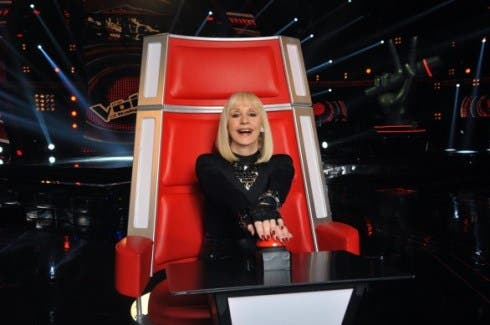 Raffaella Carrà - The Voice