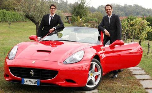 Una Ferrari per due