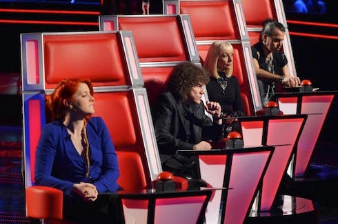 The Voice - i 4 coach