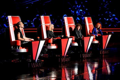 The Voice - Coach