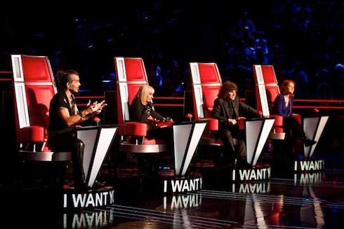 The Voice - I coach