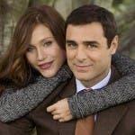 Gabriella Pession e Daniele Pecci