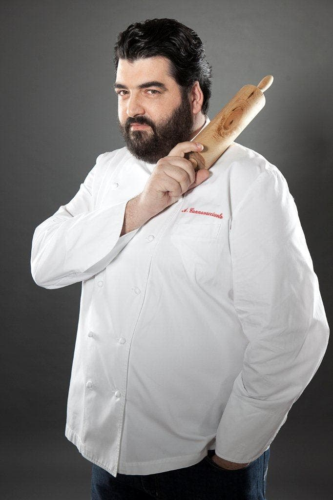 Antonino cannavacciuolo a dm cucine da incubo italia - Cucine da incubo 4 ...