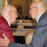 Giorgio Napolitano bis