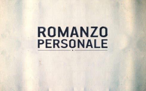 Romanzo Personale - MTV