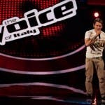 Timothy Cavicchini - The Voice