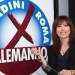 Beatrice Fazi da Un Medico in Famiglia alla candidatura con Alemanno