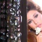 Belen Rodriguez nel servizio di Celebrity Now