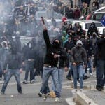 scontri roma-lazio