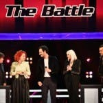 The Voice - I coach sul ring