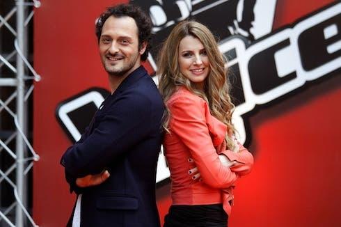 Fabio Troiano e Carolina Di Domenico
