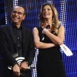 Conti e Incontrada - Wind Music Awards 2013