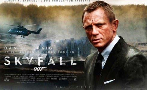 007 Skyfall - Daniel Craig