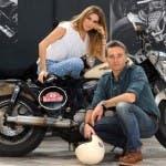 Roberto Parodi e Eleonora Pedron
