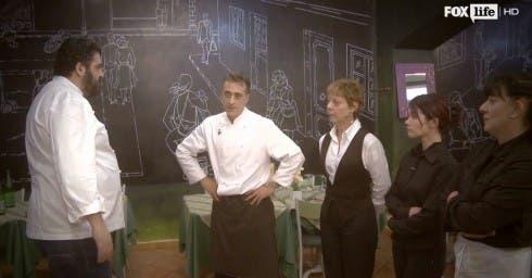 Cucine da incubo italia ristorante san paolo - Cucine da incubo italia ...