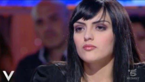 Jessica Mazzoli a Verissimo