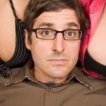 Louis Theroux  porno